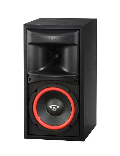 "CERWIN-VEGA! XLS-6 6½"" 2 Way Bookshelf Speaker"