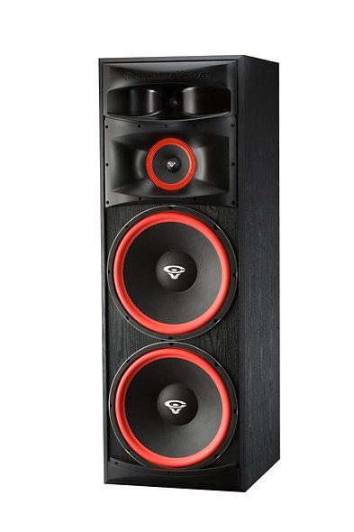 """CERWIN VEGA! XLS-215 Dual 15"""" 3 Way Floorstanding Tower Speaker"""