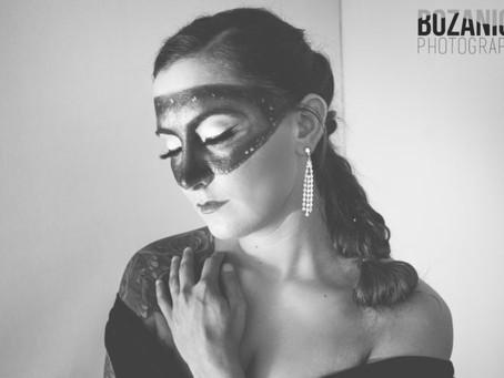 Morgan Howard | Masquerade Mask