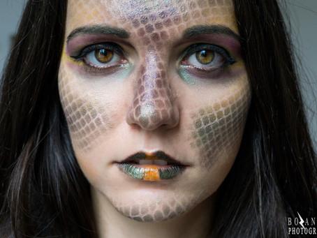 Mimi Chameleon | Model