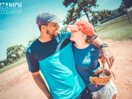 Zion Training | Baseball Headshots & Couples Portraits
