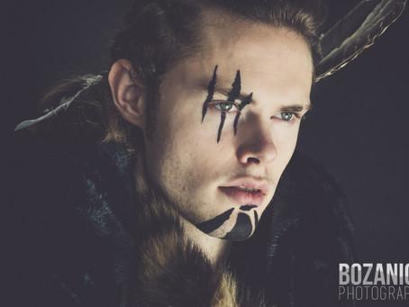 Max Dernoll   Tribal Warrior