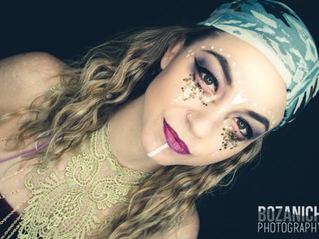 Monica Fischer | Bohemian Woman