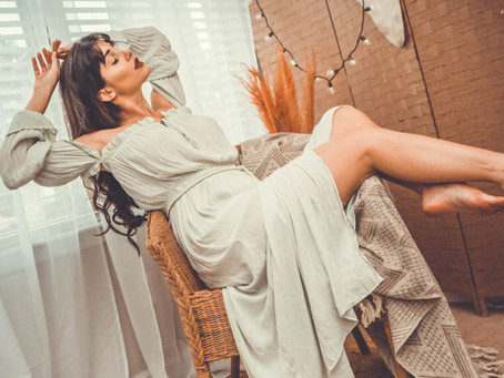 Bohemian Boudoir | Solange Darling