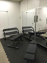 東大和市ロンドみんなの体育館トレーニング室