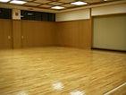 東大和市ロンドみんなの体育館第二体育室