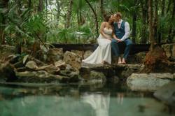 Cancun Trash The Dress Photographer