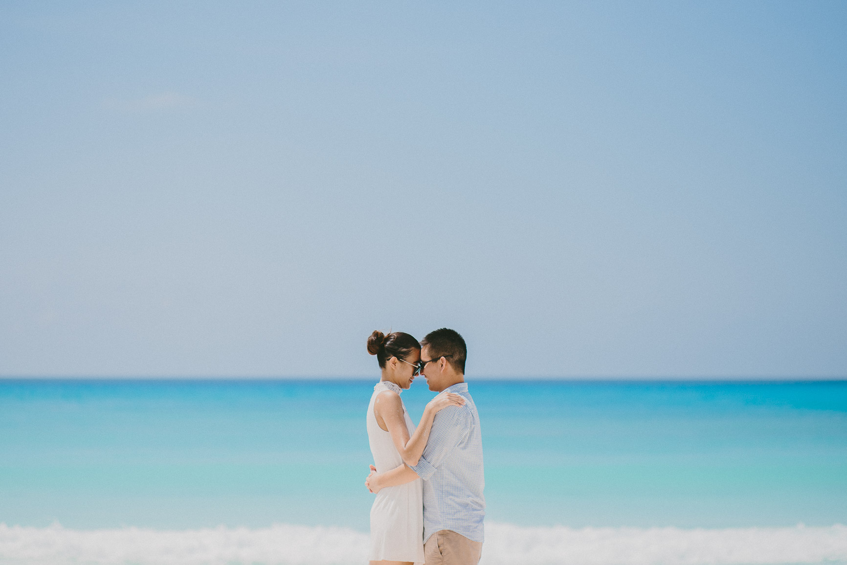 Riviera Maya Engagement Photographer