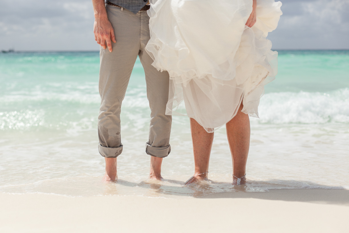 Tulum Beach Trash The Dress by Iheart Studio