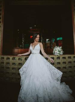 Hard Rock Cancun Bride