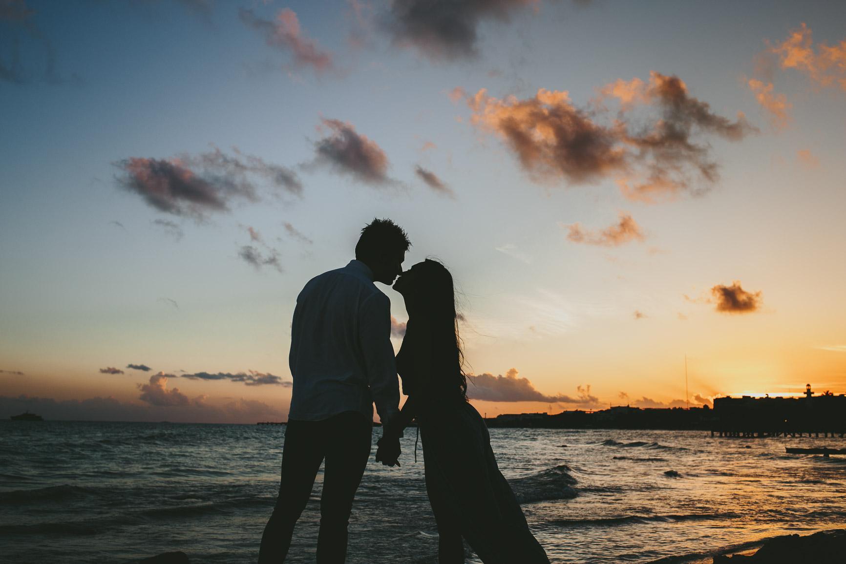 Cancun Engagement session
