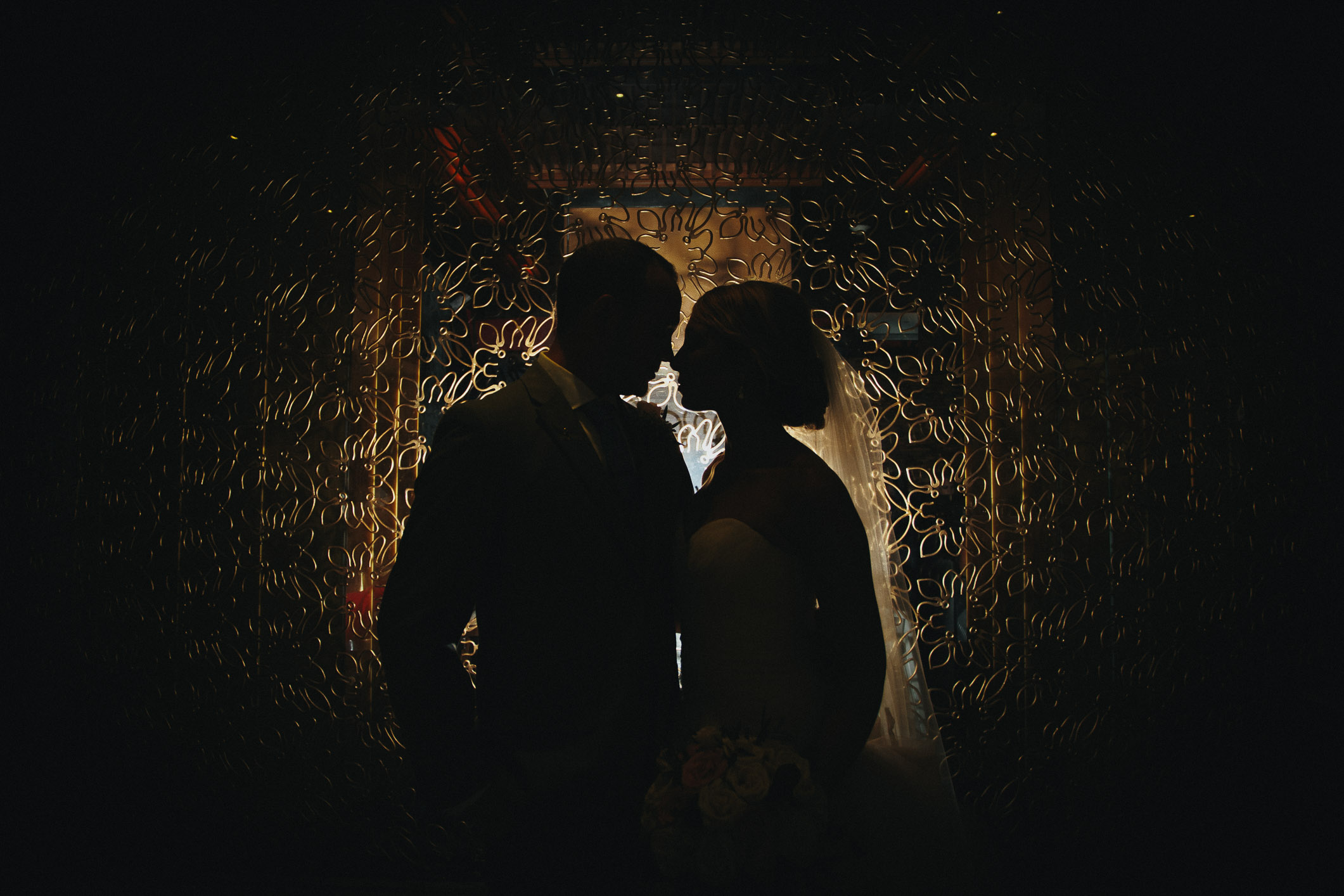 Sandos Cancun Wedding