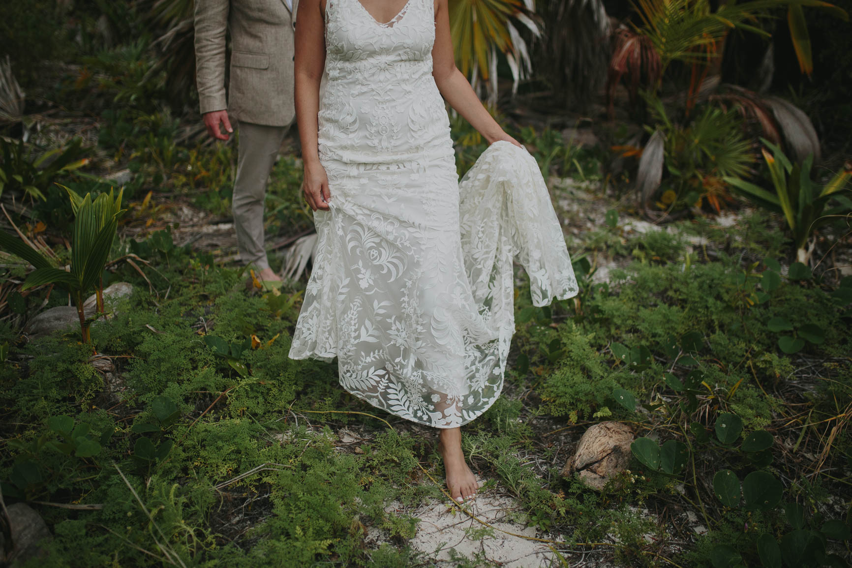 Mexico Trash The Dress Photographer