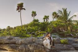 Tulum Riviera Maya Weding Photos Iheart Studio