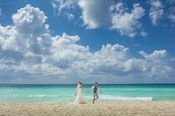 Mayan Riviera Beach Wedding