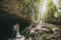 Mayan Riviera Cenote photo session
