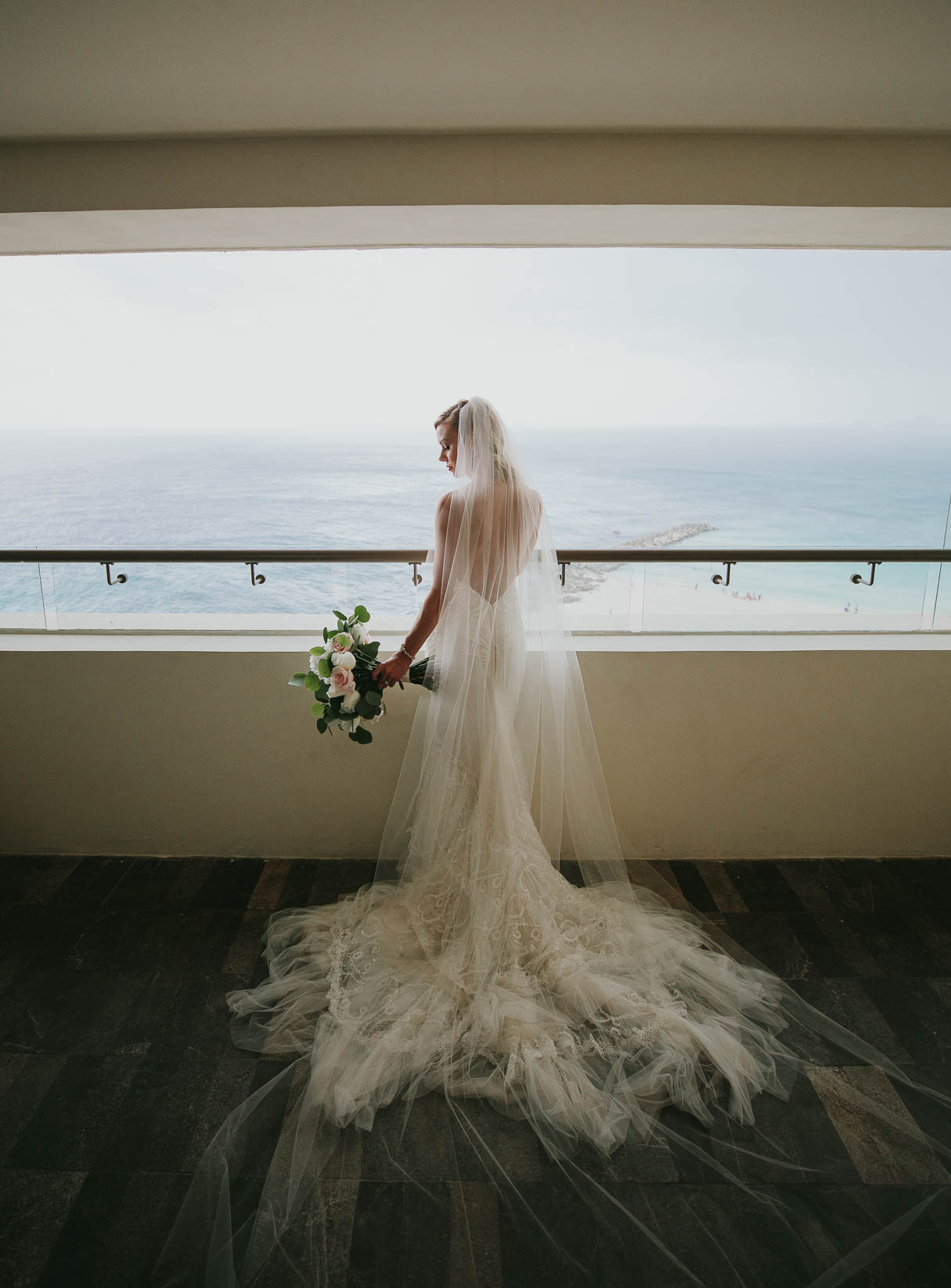 Hyatt Ziva Cancun Bride