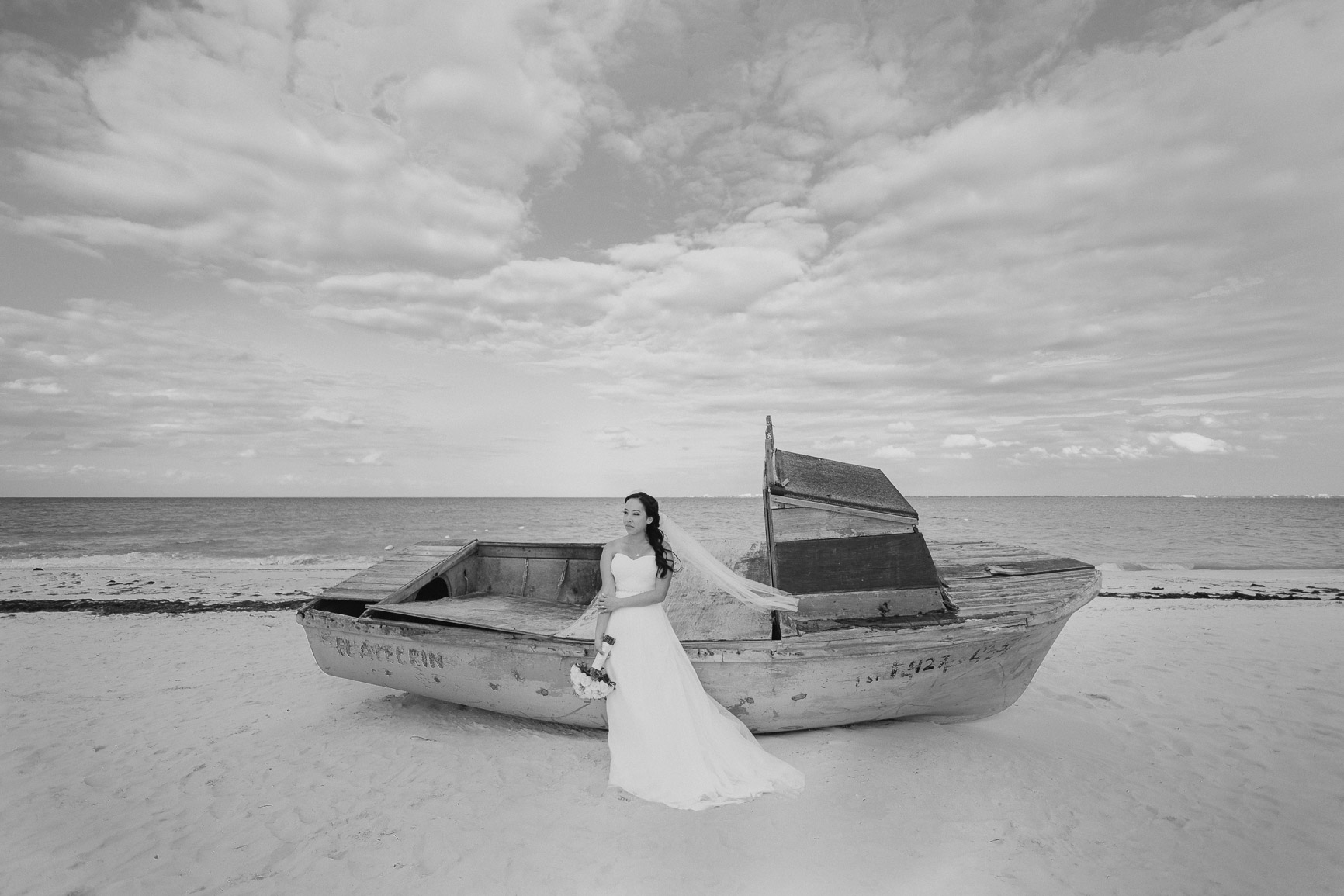 Tulum Wedding Photographer Beach Wedding