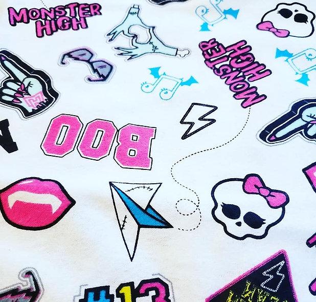 Dog Fall Jacket Monster High