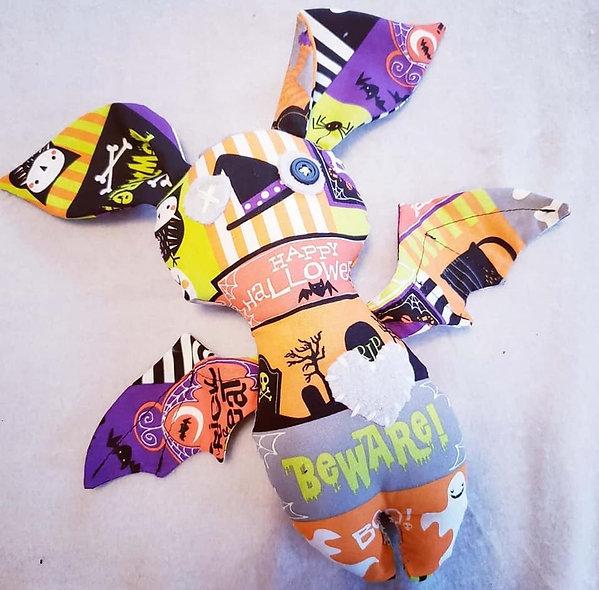 Custom Sky Puppies Bat Plushie