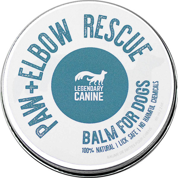 Legendary Canine Paw + Elbow Rescue Balm