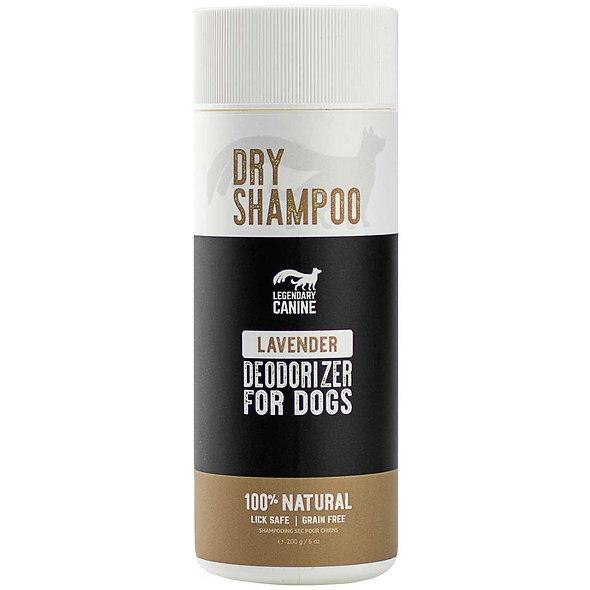 Legendary Canine Dry Dog Shampoo