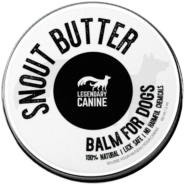 Legendary Canine Snout Butter for Dogs