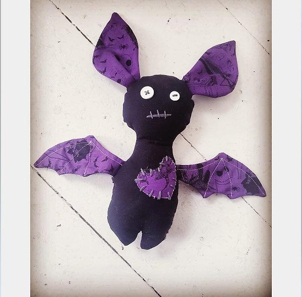 Sky Puppy Bat Plushie