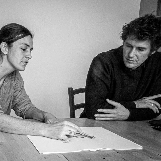 Tine VERWERFT & Pieter VANDERHOYDONCK ingenieur-architecten  vennoten MURMUUR architecten Ronse