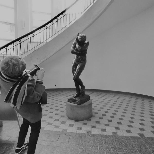 Weimar. Kunstschule. Architect Henri Van De Velde