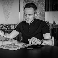 Massimo PAGNANELLI  architect - zaakvoerder UAU COLLECTIV Hasselt