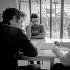 Pieter VANDERHOYDONCK, Koen VAN DELSEN & Tine VERWERFT  bio-ingenieur & ingenieur-architecten  vennoten MURMUUR architecten Ronse