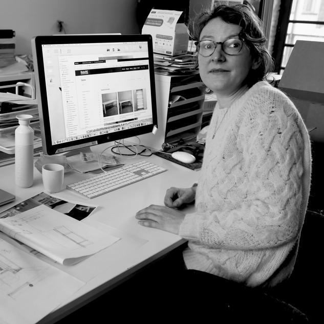 Sofie DE CLERCQ architect  DC - DC ARCHITECTEN SCHAARBEEK - BRUSSEL