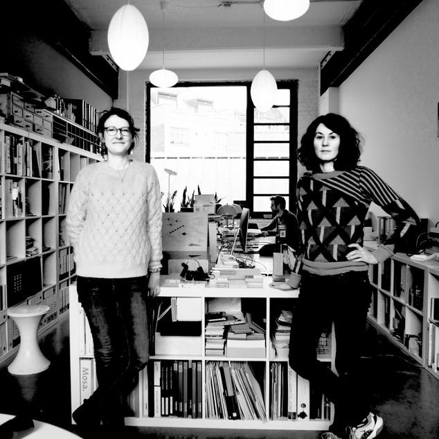 Sofie De Clercq en Katrien De Clercq   DC-DC ARCHITECTEN SCHAARBEEK - BRUSSEL