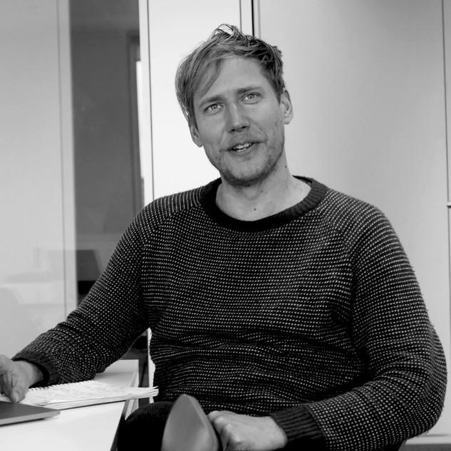 Manu HEYTENS ingenieur-architect  partner EVR-architecten Gent