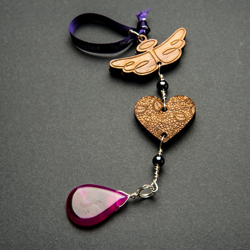 Angelic Mala Small - Pink