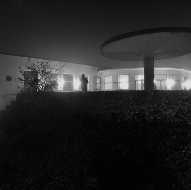 Dessau. Kornhaus. Architect Carl Fieger.