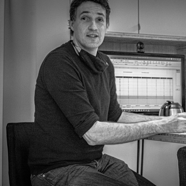 Peter GELDOF ingenieur-architect  2PK-architecten Gent