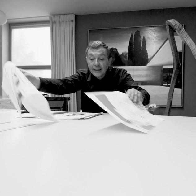 Gino DEBRUYNE ingenieur-architect  DEBRUYNE en ARCHITECTEN Brugge