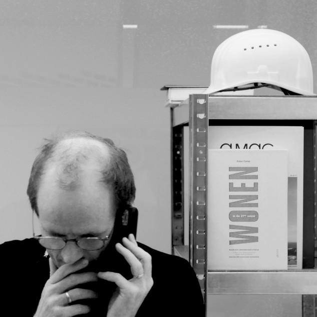 Jozef HESSELS architect  Partner A1 planning architecten Gent-Oostende