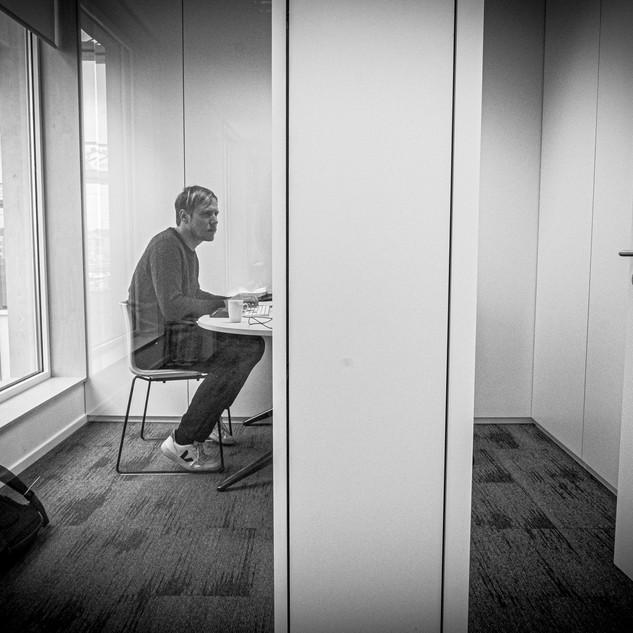 Manu HEYTENS ingenieur-architecten  partner EVR-architecten Gent