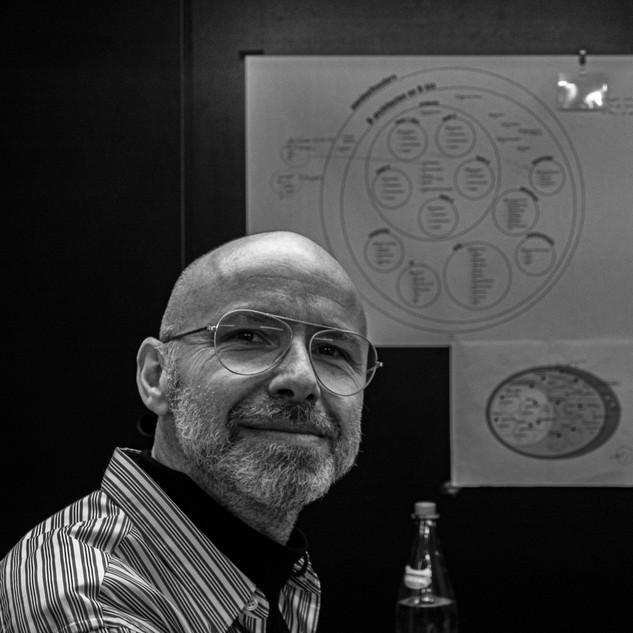Dirk ENGELEN architect  B-ARCHITECTEN Antwerpen founding partner