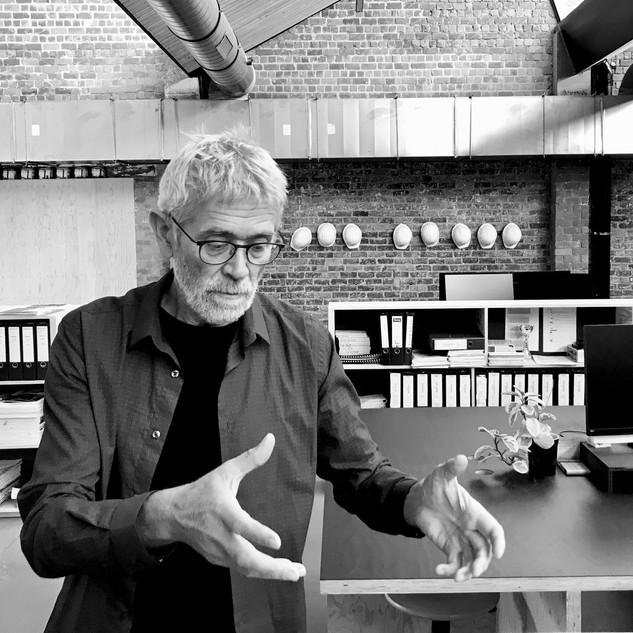 Guy MOUTON ir.architect  vennoot MOUTON cvba Gent