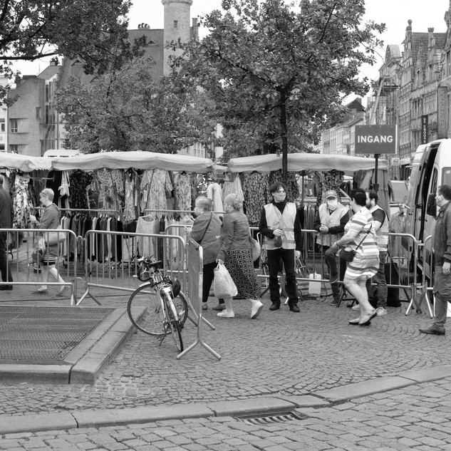 Gent - Friday Market