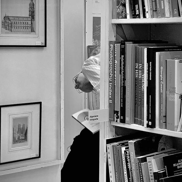 Gent. Bookshop De Slegte