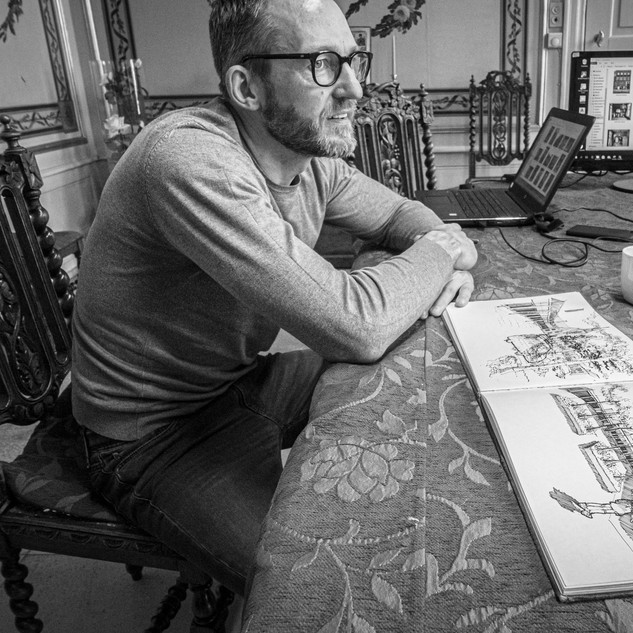 Peter BERNAERTS architect  DERTIEN 12 Architectuuratelier zaakvoerder - vennoot Brugge