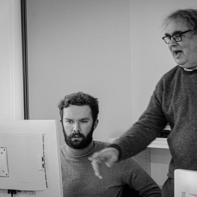 Thomas HONDEKYN & Hein VERBEKE architecten  GROEP III Architecten bestuurder (HV) Brugge
