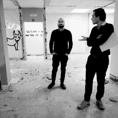 Bart NYS & Emmanuel BAERT interieurarchitect & architect  partners Bureau BAEM Gent