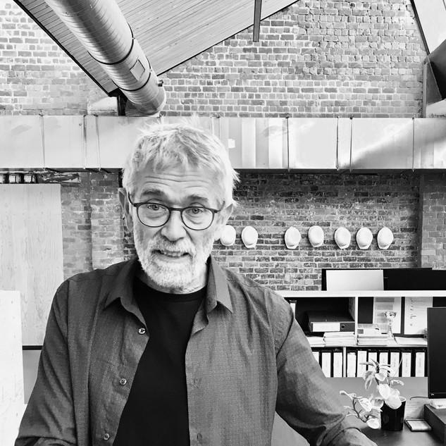 Guy MOUTON ir.architect  vennoot en oprichter MOUTON cvba Gent