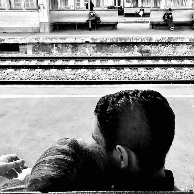 Brussel. North station.